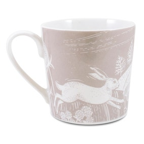 Woodland Taupe Mug