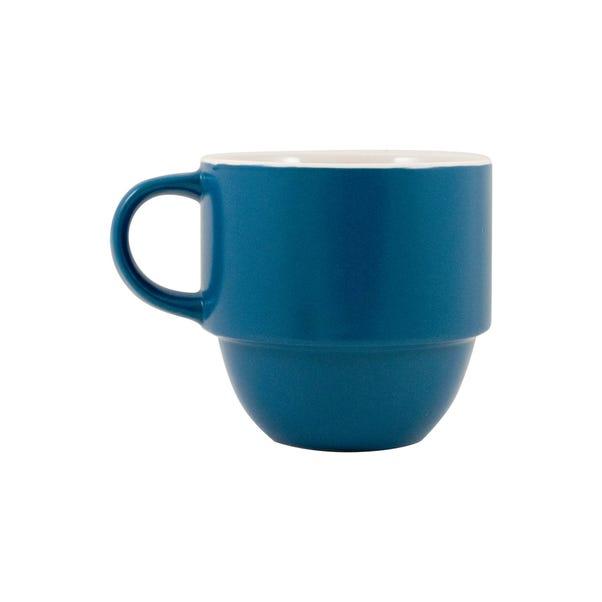 Elements Royal Blue Stacking Mug Royal Blue