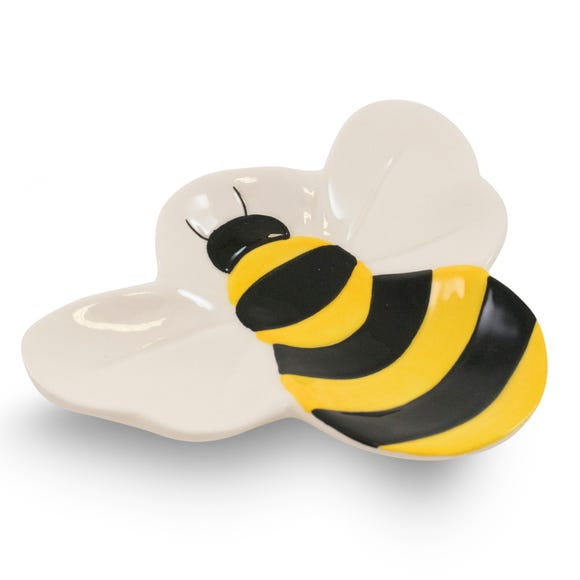 Bee Tea Bag Tidy MultiColoured