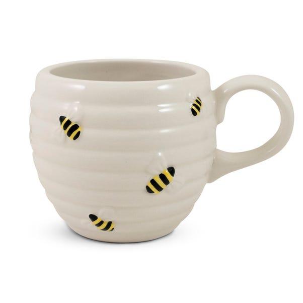 Bee Mug Cream (Natural)