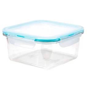 Clearly Lock & Lock Square 930ml Container