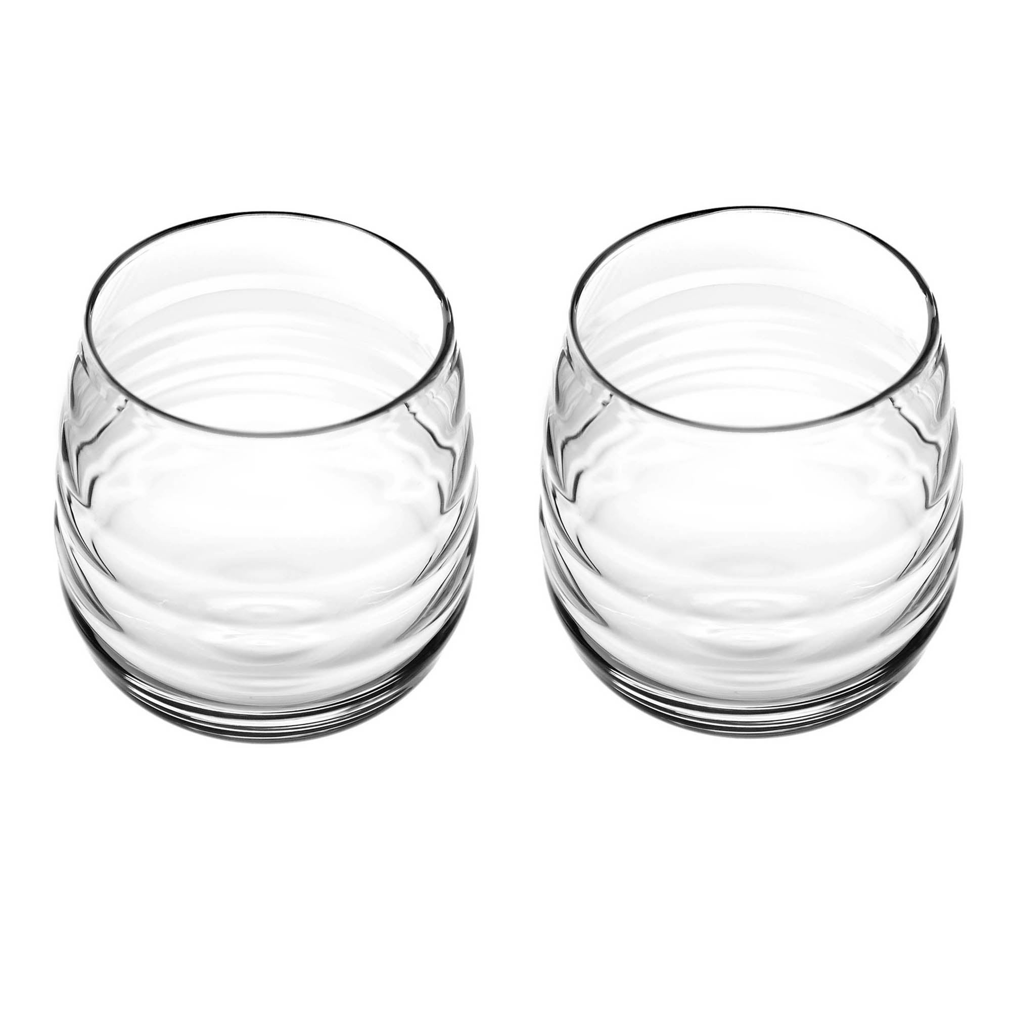 Sophie Conran for Portmeirion . Sophie Conran for Portmeirion Balloon Set of 2 Tumblers Clear