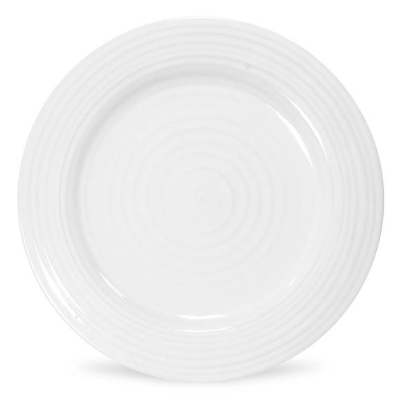 Sophie Conran for Portmeirion White Dinner Plate White