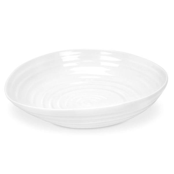 Sophie Conran for Portmeirion White Pasta Bowl White
