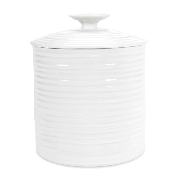 Sophie Conran for Portmeirion Large White Storage Jar White