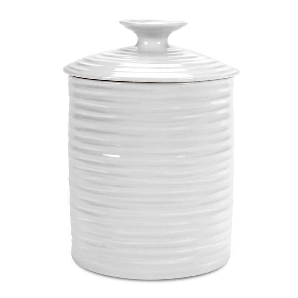 Sophie Conran for Portmeirion Medium White Storage Jar White