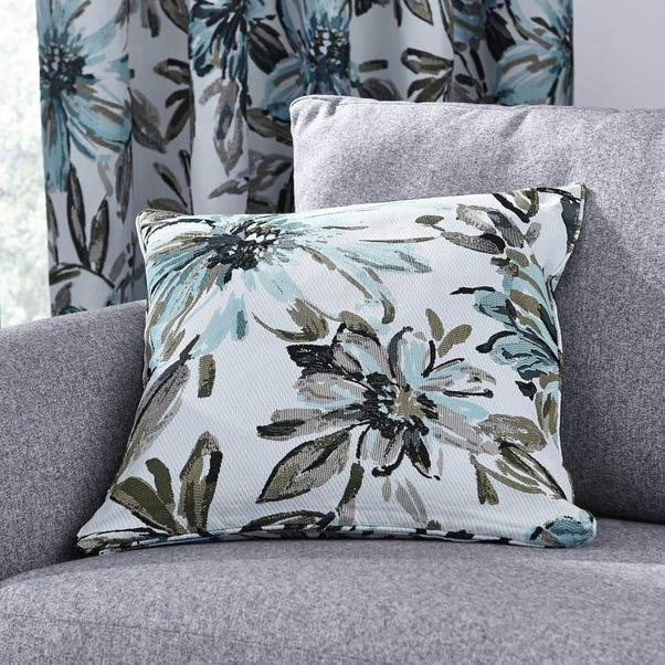 Sophia Blue Cushion Blue