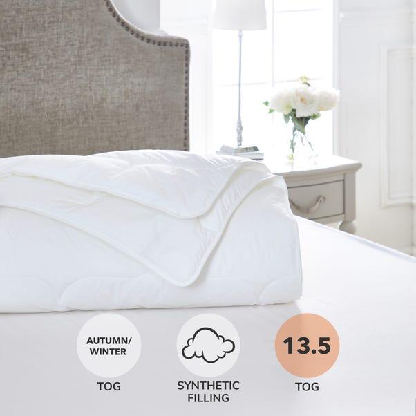 Dorma Satin Touch 13.5 Tog Duvet  undefined