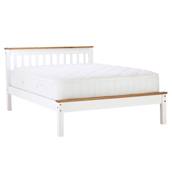 Derby White Bedstead  undefined