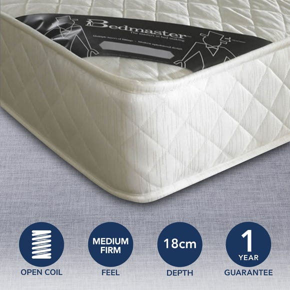 Diamond Medium Microcoil Mattress  undefined