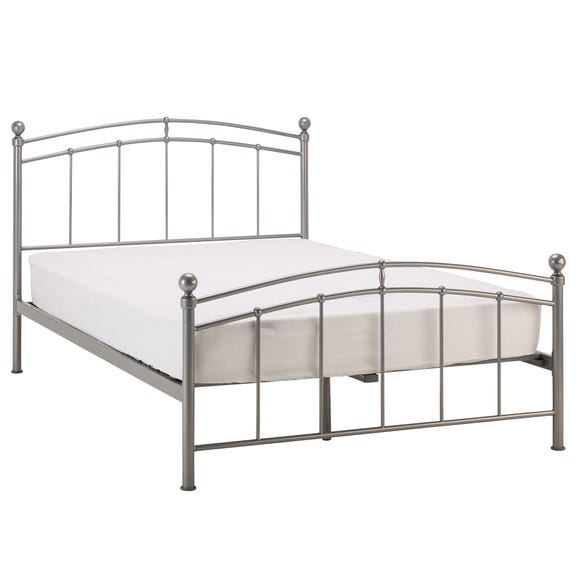 Renishaw Silver Bedstead Silver undefined