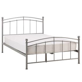 Renishaw Silver Bedstead