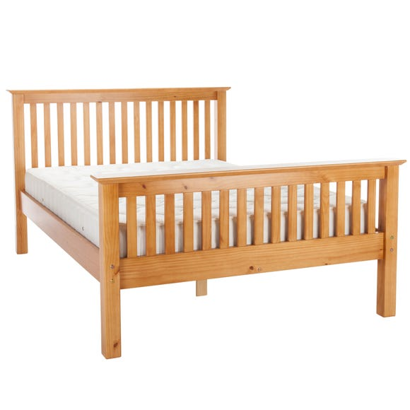 Barcelona High Foot Bedstead  undefined