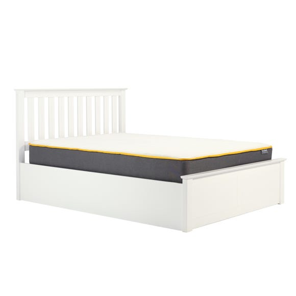 Winslow Ottoman Bed Frame White undefined