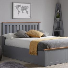 Winslow Ottoman Bedstead - Grey