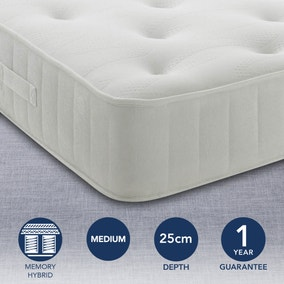 Maestro Medium Memory Foam Mattress
