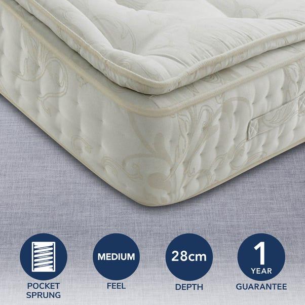 Signature Pillow Top 2000 Pocket Mattress  undefined