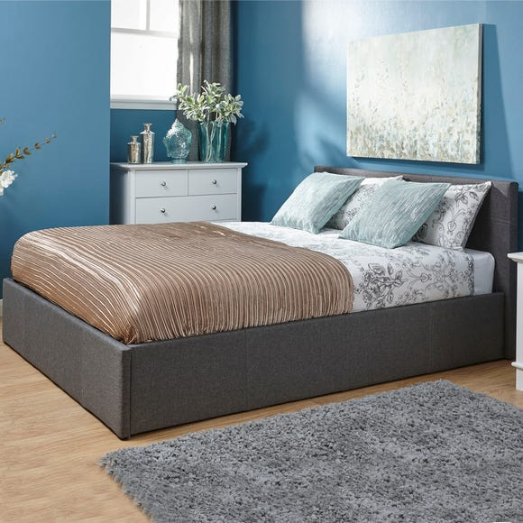 Side Lift Ottoman Bed Frame  undefined