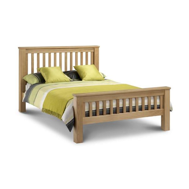 Amsterdam Oak Bed Frame  undefined