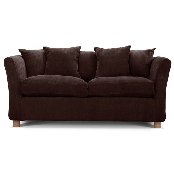 Kendle 2 Seater Sofa Bed Victoria Chocolate