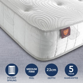 Matrah Latex Pocket Mattress