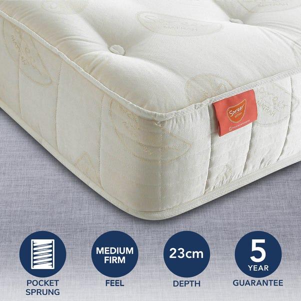 Matrah Pocket Sprung 1000 Mattress  undefined