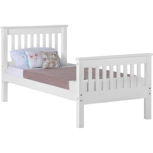 Monaco High Foot End Bed Frame  undefined