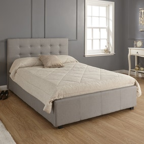 Regal Ottoman Grey Bed Frame