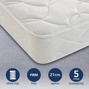 Silentnight Firm Miracoil Classic Mattress