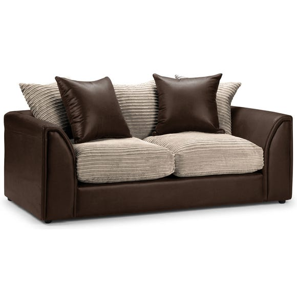 Byron Sofa Bed Brown