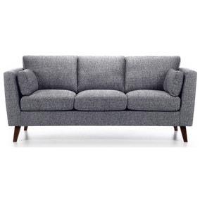 Sam Fabric 3 Seater Sofa