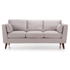 Sam Fabric 3 Seater Sofa