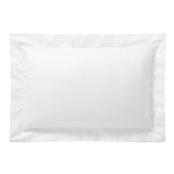 5A Fifth Avenue Egyptian Cotton Sateen 300 Thread Count White Oxford Pillowcase