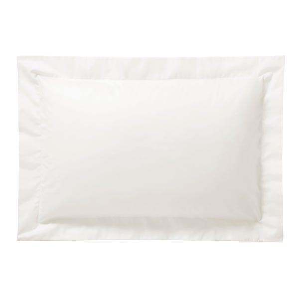 5A Fifth Avenue Egyptian Cotton 300 Thread Count Plain Cream Oxford Pillowcase Cream