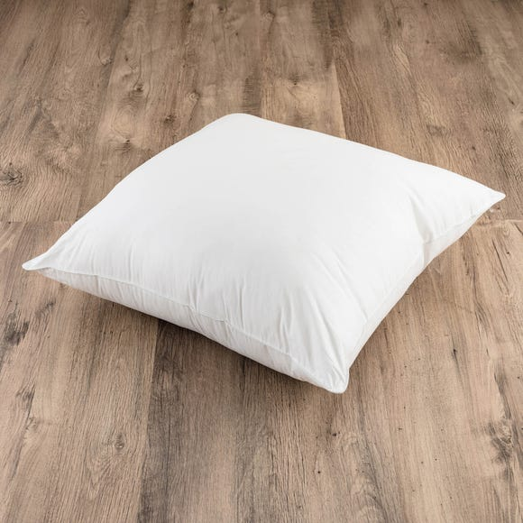 Cotton Cushion Pad White undefined