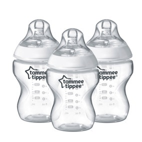 Tommee Tippee Closer To Nature 3 Pack 260ml Bottles