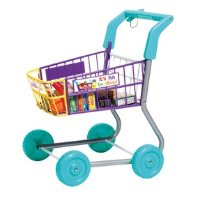 Shopping Trolley Toy Set