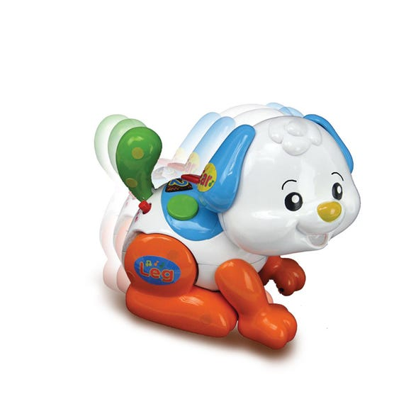 Vtech Shake and Move Puppy MultiColoured