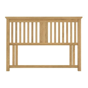 Eaton Oak Headboard