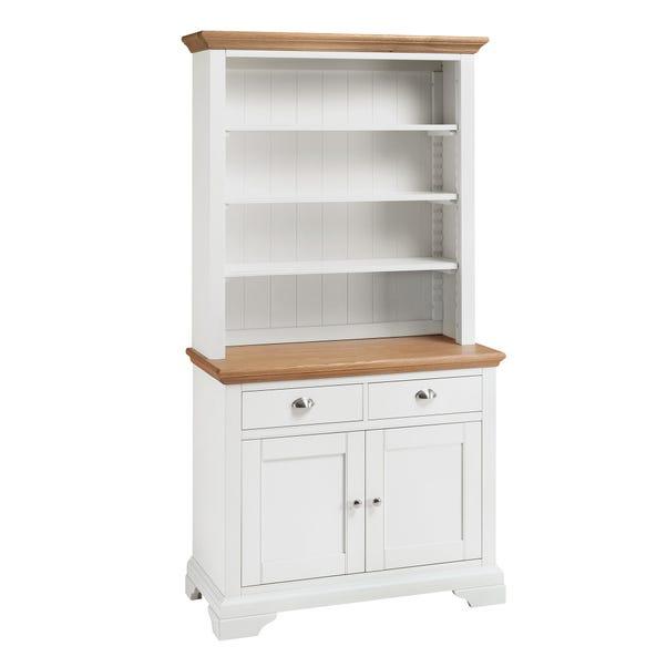 Eaton Two Tone Dresser Unit Ivory