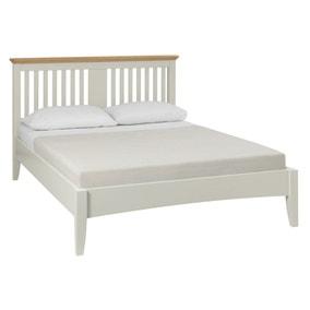 Eaton Soft Grey Bedstead