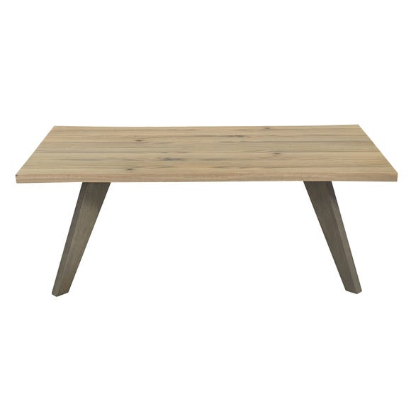 Cadell Aged Oak Coffee Table Brown