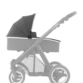 Babystyle Max Carrycot Grey Colour Pack