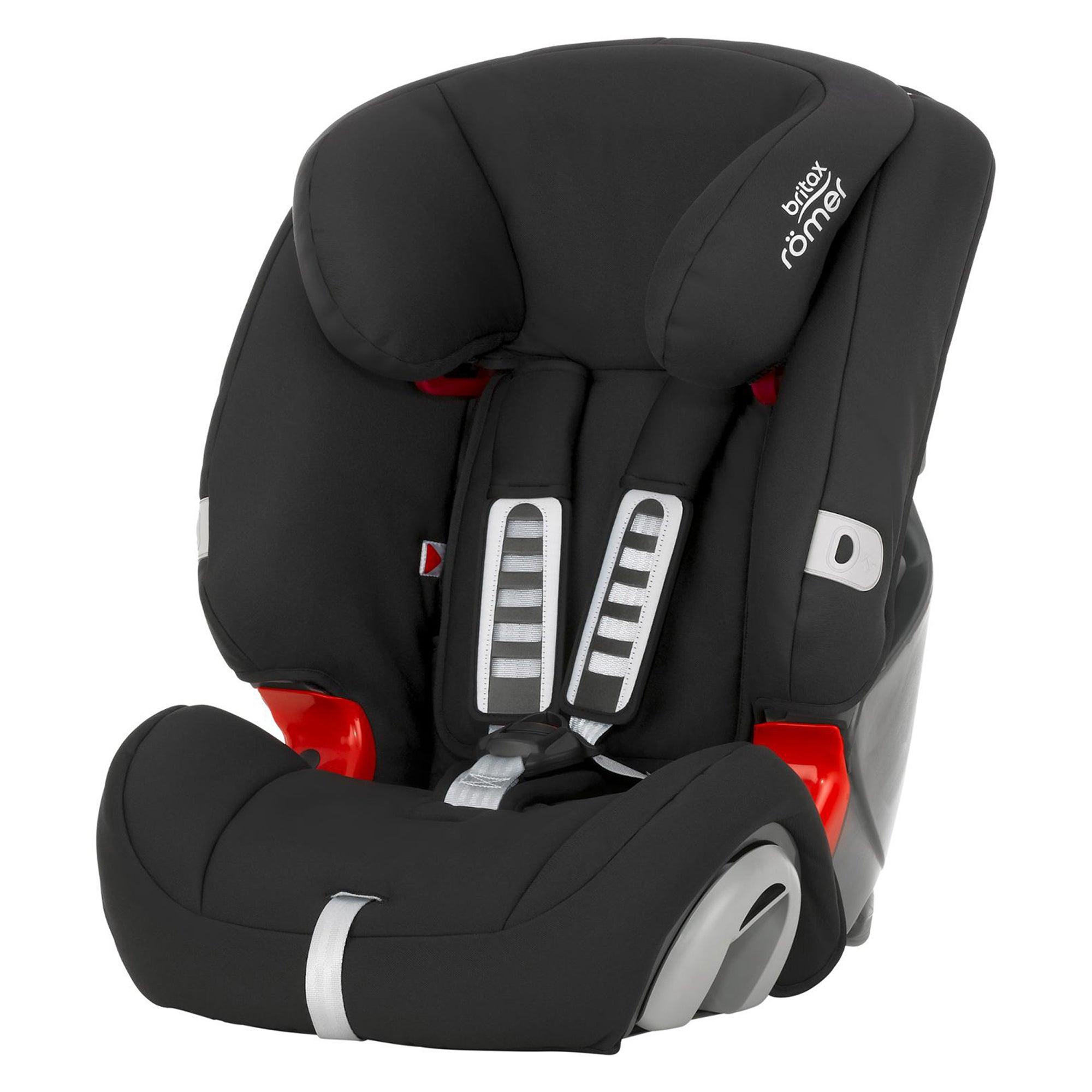 Photo of Britax romer evolva group 1-2-3 cosmos black car seat black