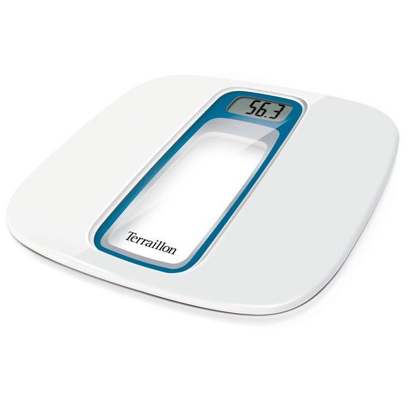 Terraillon Window Vocal Digital Bathroom Scale White