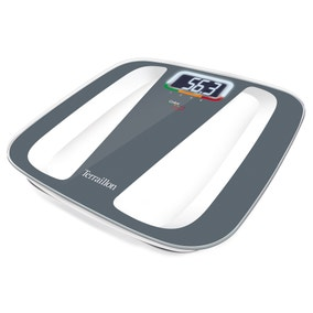 Terraillon Colour Coach Quattro Digital Bathroom Scale