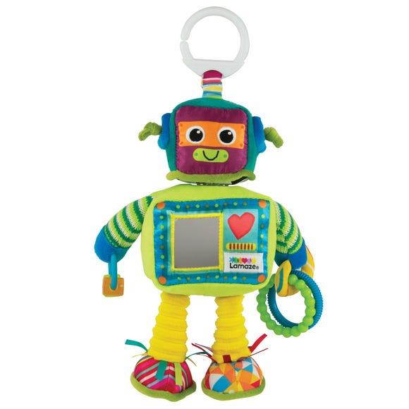 Lamaze Play And Grow Rusty The Robot MultiColoured