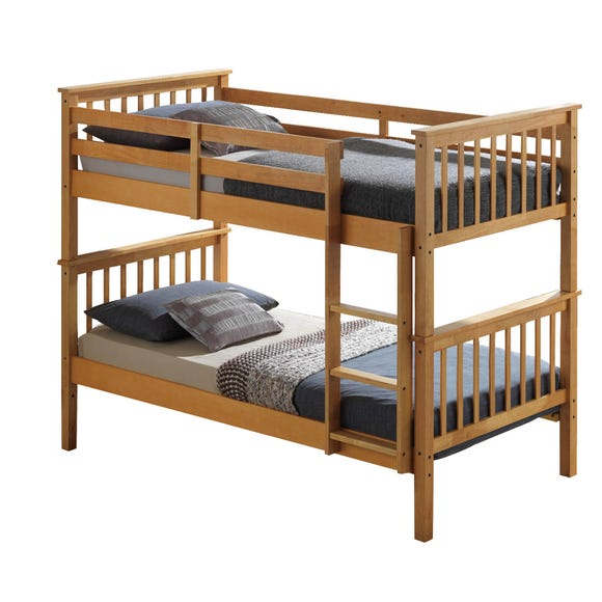 Artisan Beech Bunk Bed  undefined