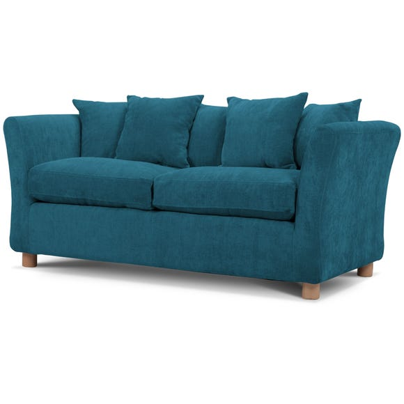 Kendle 2 Seater Sofa Bed Victoria Teal
