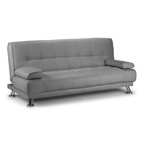 Venice Faux Leather Sofa Bed